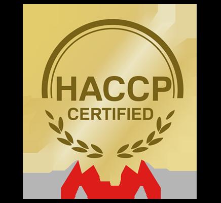 Sigla HACCP Bunicel